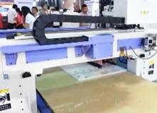 杭州广旭数控设备有限公司高端机雕刻机toptek加工亚克力