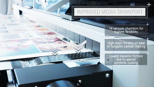 针对POS大批量工业生产,Durst推出P5系列大幅面数字印刷机