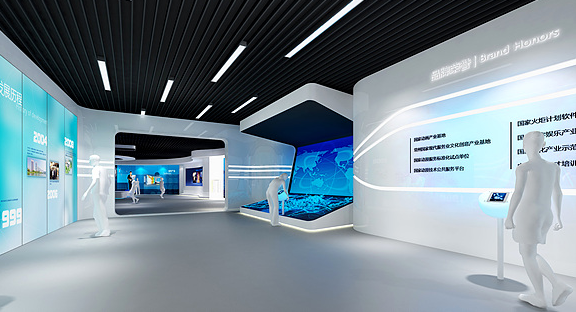> 展厅设计   产品品牌:上海名瑞展览服务有限公司 产品型号:展厅设计