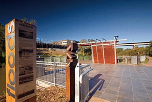 公园标识系统 打造轻松便捷的游园环境