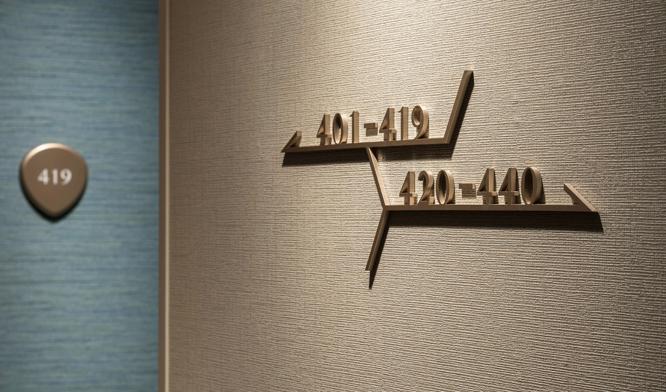 酒店标识 设计先锋