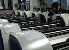 上海越泰机械制造有限公司压电写真机
