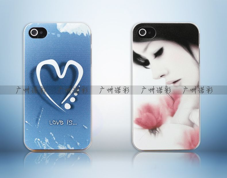 广州诺彩数码产品有限公司UV浮雕手机壳打印机
