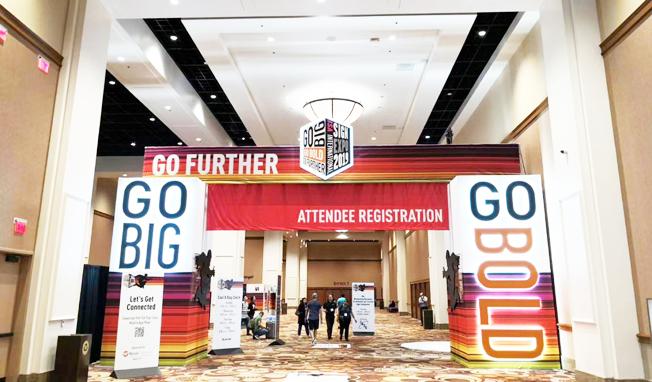 亚洲标识2019国际巡展——美国ISA Sign Expo