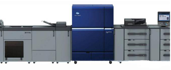 柯尼卡美能达将推出新系列数字印刷机