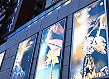 广州市金丽阳光电科技有限公司大型广告灯箱