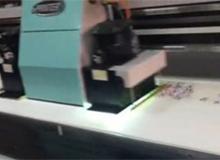 绘迪UVF2512板卷一体机打印板材