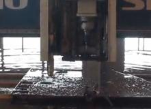 武汉薪火智能切割机器有限公司钻切一体机