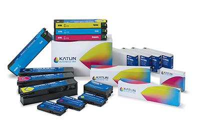 KATUN推出了KATUN BUSINESS INK墨盒系列