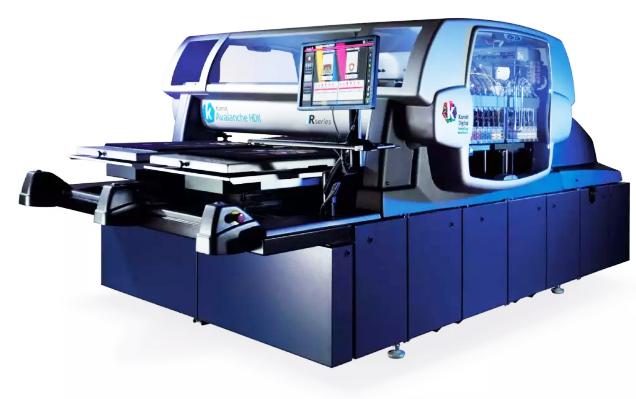 康丽数码Avalanche系列推出新的高清打印技术