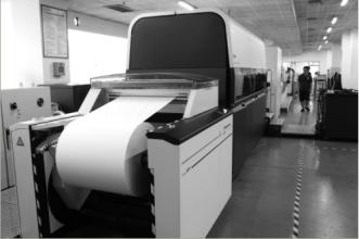 网屏扩展了Truepress Jet520NX高速喷墨印刷机阵容
