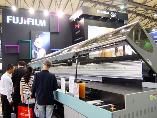 2018年全球UV喷墨印刷产值将达159亿元