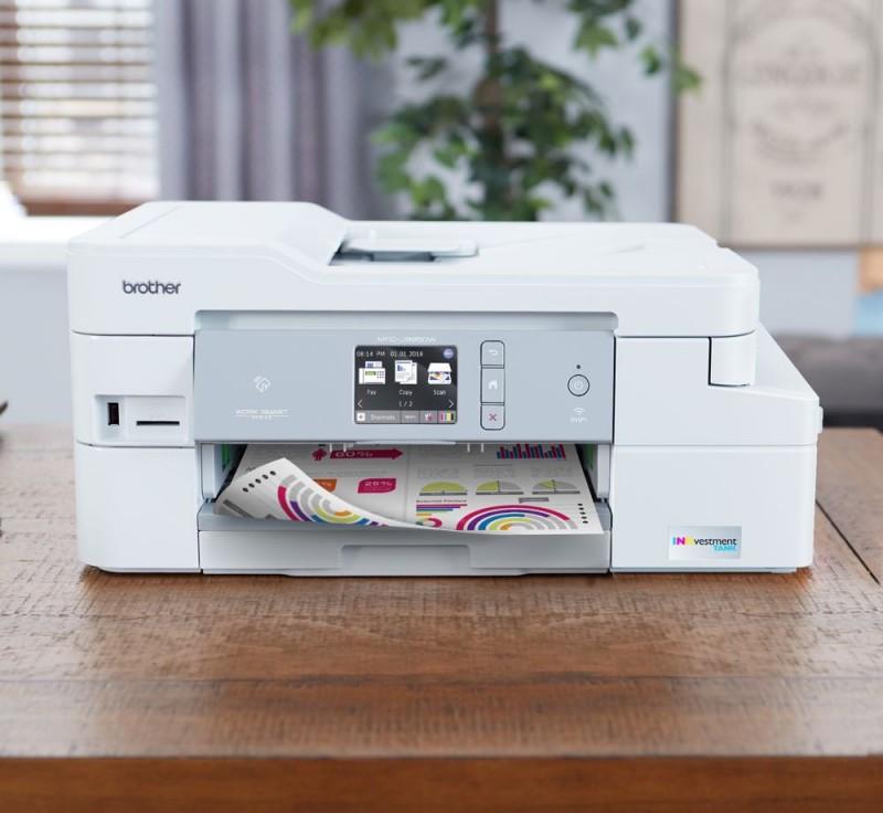 兄弟进军大容量喷墨打印市场