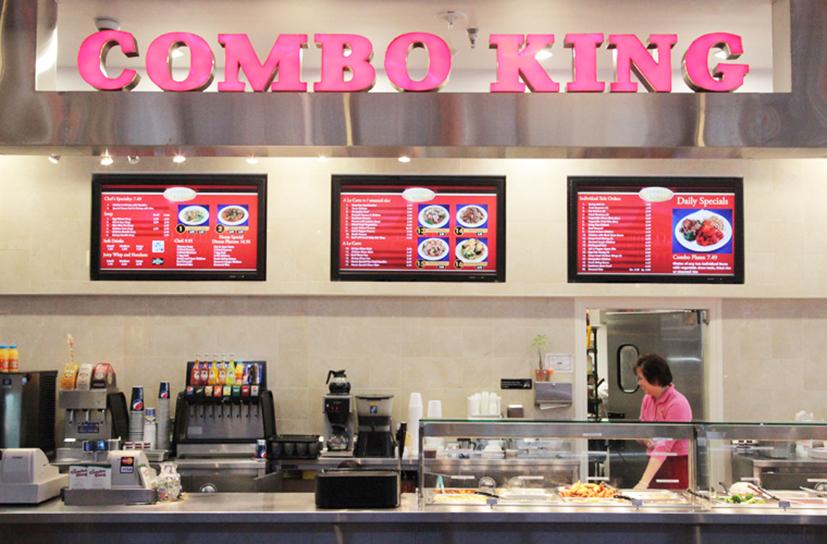 增加餐厅营业额的利器——数字点餐板