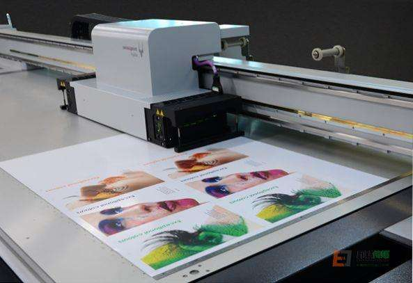 uv打印机的油墨厚度该如何调节?